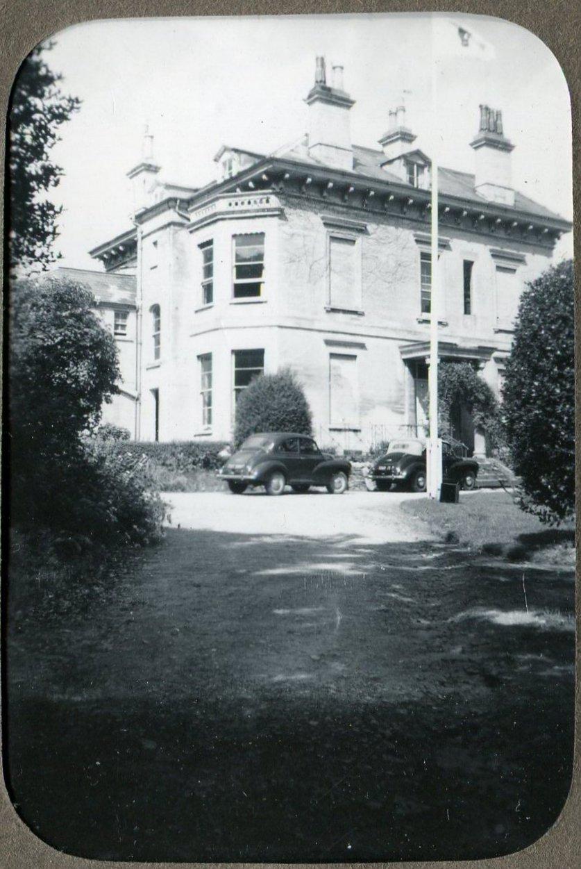 Mary Stone Hill House Leckhampton